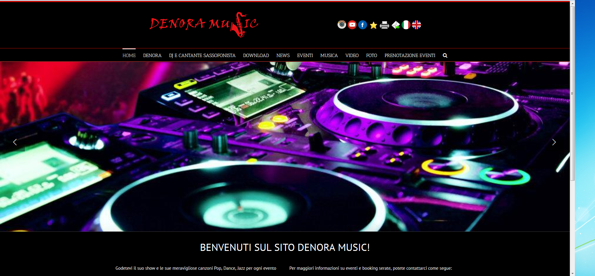 DENORAMUSIC.COM